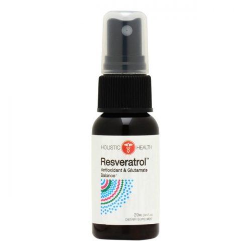 Resveratrol™ Antioxidant & Glutamate Balance Spray 29ML (.97 FL oz) - Holistic Health