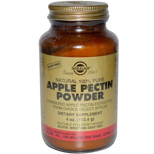 Apple Pectin Powder - 4oz (113.4g) - Solgar - SOI**