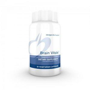 Brain Vitale - 60 caps - Designs for Health