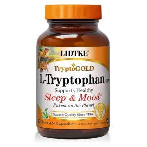 L-Tryptophan 120 caps - Lidtke