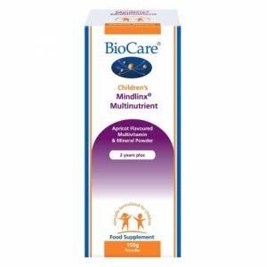 Children's Mindlinx Multinutrient Powder 150g - BioCare