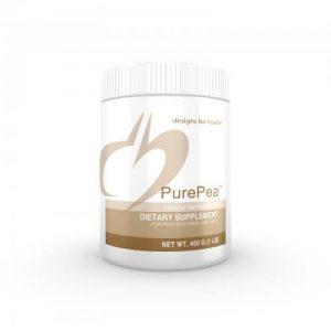 PurePea™ Vanilla, 450g - Designs for Health