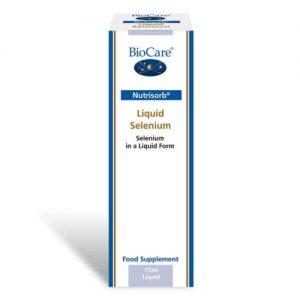 Nutrisorb® Liquid Selenium 15ml - Biocare