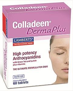 Colladeen® Derma Plus, 60 Tabs - Lamberts