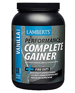 Complete Gainer Vanilla Flavour 1,816 g - Lamberts