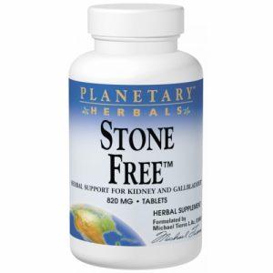 Stone Free - 820 mg - 180 Tablets - Planetary Herbs