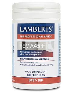 FEMA45+™ 180 Tabs - Lamberts