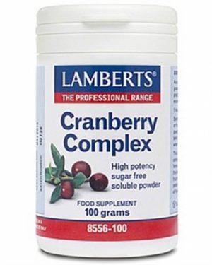 Cranberry Complex Powder 100g - Lamberts