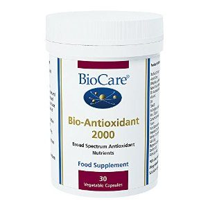 Bio-Antioxidant 2000, 30 Caps - Biocare