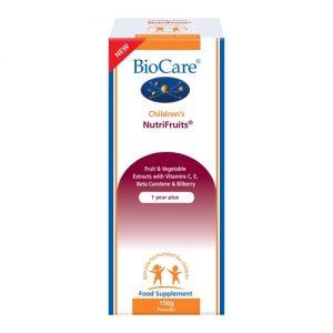 Children's Nutrifruits Powder 150g - Biocare