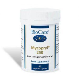 Mycopryl® 250 (Caprylic Acid Complex) 60 Caps - Biocare