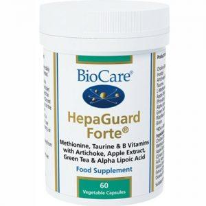 HepaGuard Forte® 60 Capsules - Biocare