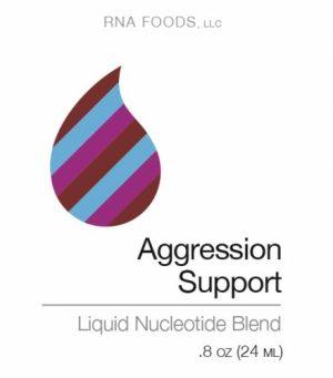 Aggression Support 0.8 oz (RNA) (24ml) - Holistic Health - SOI**