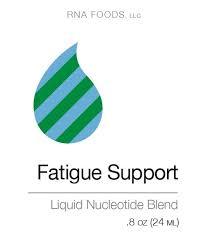 Fatigue Support (RNA) .8 oz. (24 ml) - Holistic Health - SOI**