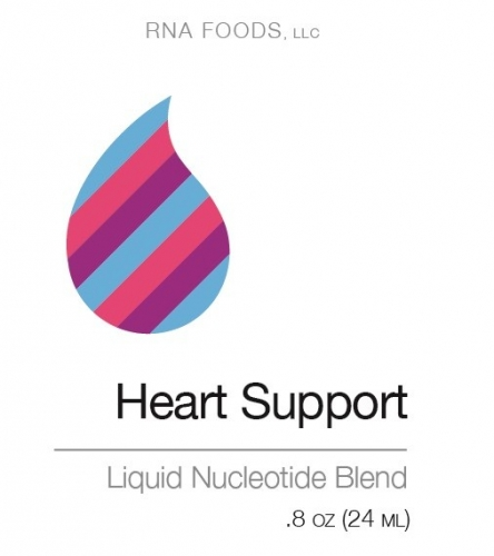 Heart Support (RNA) .8 oz (24ml) - Holistic Health - SOI**