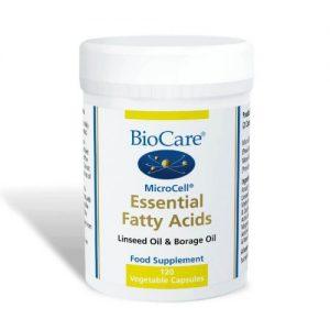 MicroCell® Essential Fatty Acids 120 Caps - Biocare