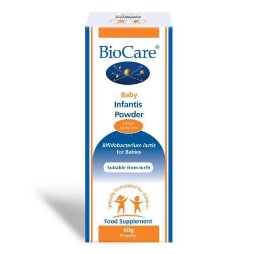 Baby Infantis Powder (Probiotic) 60g - Biocare