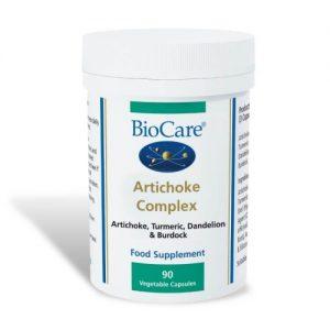 Artichoke Complex 90 Caps - Biocare