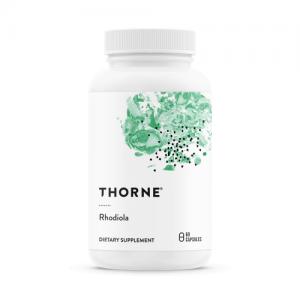 Rhodiola, 60 Veggie Caps - Thorne Research