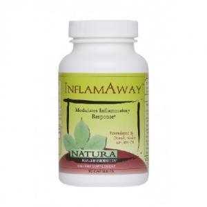 InflamAway™ 90 Capsules - Natura