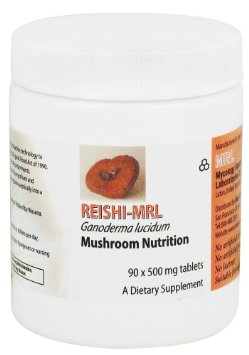 Reishi 500 mg 90 tabs - MRL