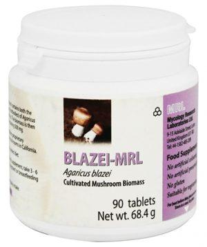 Blazei 500 mg 90 tabs - MRL
