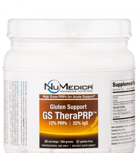 Gluten Support TheraPRP Powder, 300 g - NuMedica