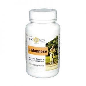 D-Mannose Powder, 100 g - Bio-Tech