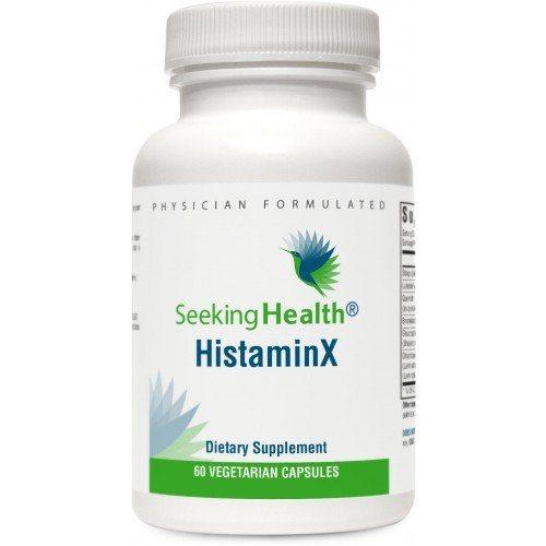 HistaminX - 60 Vegetarian Capsules - Seeking Health