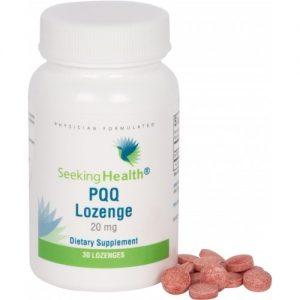 PQQ - 20 mg - 30 Lozenges - Seeking Health SOI*