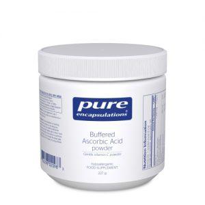 Buffered Ascorbic Acid Powder, 227g - Pure Encapsulations