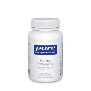 Evening Primrose Oil 100 softgels - Pure Encapsulations
