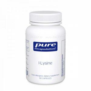 L-Lysine, 500 mg 90 vcaps - Pure Encapsulations