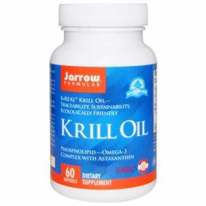 Krill Oil, 60 Softgels - Jarrow Formulas