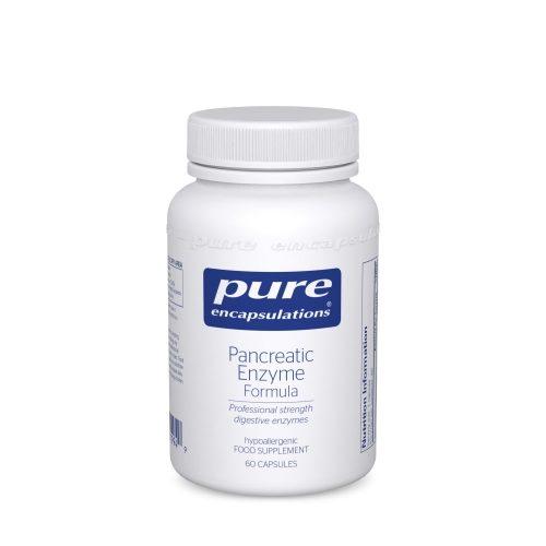 Pancreatic Enzyme 60 vcaps  - Pure Encapsulations