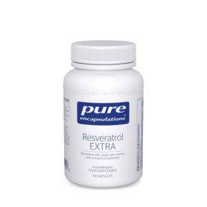 Resveratrol EXTRA 60 caps - Pure Encapsulations
