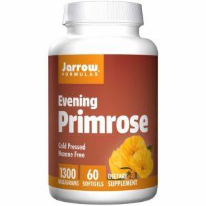 Evening Primrose 1300 (1300mg) - 60 Softgels - Jarrow
