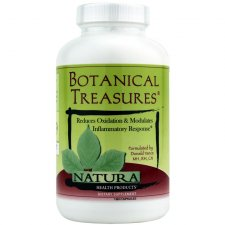 Botanical Treasures® 180 caps - Natura Health Products
