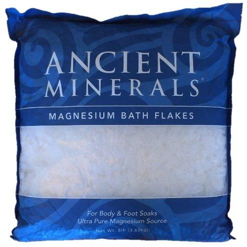 Magnesium Flakes Mega Pouch, 3.6kg - Ancient Minerals