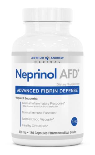 Neprinol AFD, 90 capsules - Arthur Andrew Medical