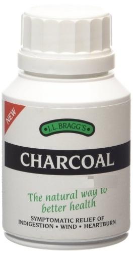 Bragg's Medicinal Charcoal 100 Tablets