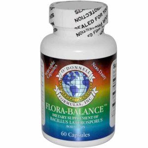 Flora-Balance, 60 Capsules - O'Donnell Formulas