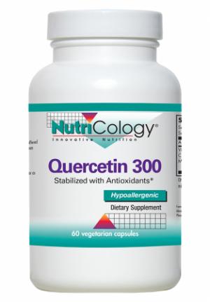 Quercetin 300 mg 60 caps - Nutricology / ARG