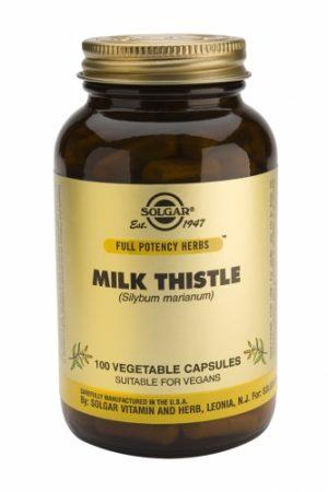 Milk Thistle, 100 Caps - Solgar