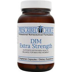 DIM Extra Strength - 150mg - 30 veg caps - Prescribed Choice