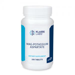 Mag-Potassium Aspartate 100 Tabs - Klaire Labs / ProThera