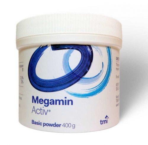 Megamin Activ (TMA-Z / TMAZ 7, tribomineral activated zeolite) 400g