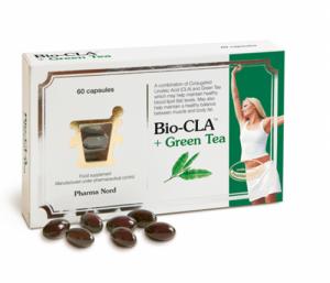 CLA Green Tea - 60 Tablets - PharmaNord