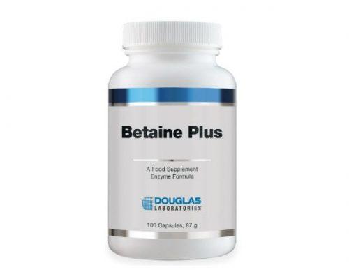Betaine Plus 100 caps - Douglas Laboratories