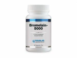 Bromelain-5000 60 Caps - Douglas Laboratories